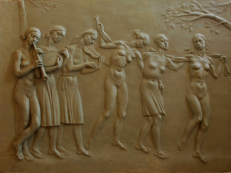 Greek Dance, Relief